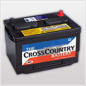 Cross Country Commercial Batteries